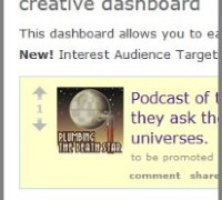 Reddit ad for Plumbing the Death Star podcast - cropped 200x200