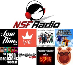 Featured Network: Not Safe For Radio